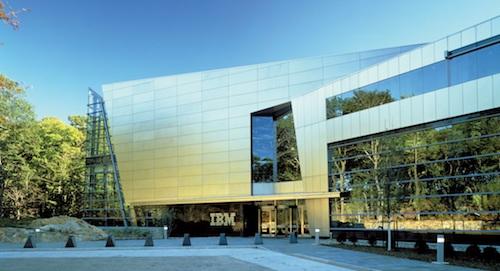 Present's tech tour to IBM Worldwide head office