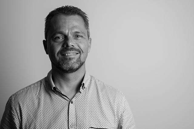 Benoit Mercier, Directeur des Services Professionnels