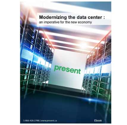 Ebook - Modernizing the data center : an imperative for the new economy