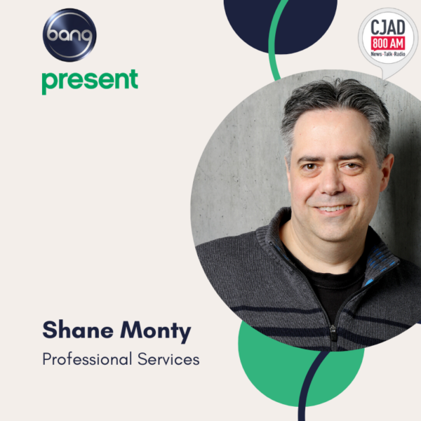 Shane Monty aired on CJAD radio